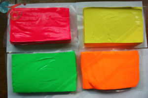 Colourful Silicone Rubber Sheet