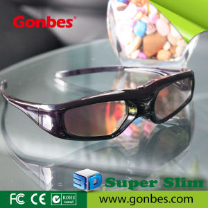 Slim 3D Glasses for Projector 3D DLP Link Projector Eyewear