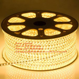 High Brightness 16-18lm/LED 60LEDs/M 5050 Flexible LED Strip (G-SMD5050-60-12V-1618) pictures & photos