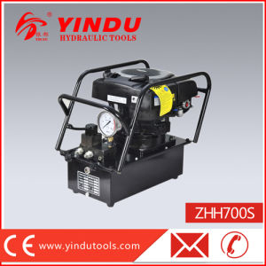 15L Gasoline Engine Driven Hydraulic Pump (ZHH700S) pictures & photos