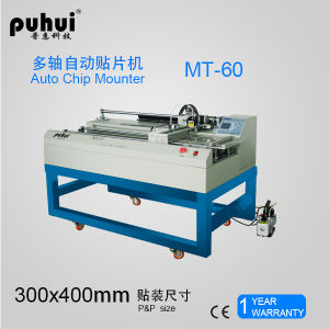 SMD Pick and Place Machine Mt-60, LED Chip Mounter, Automatic Placement Machine pictures & photos