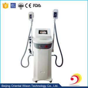 4 Handles Six-Polar RF Vacuum Cavitation Cryolipolysis Weight Loss Machine pictures & photos