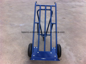 Heavy Duty Foldable Sack Truck with Three Wheels Ht1825 (Competitive price) pictures & photos