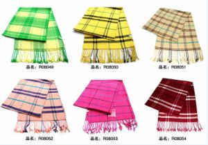 New Design Fashion Viscose Scarf (08049-08054) pictures & photos
