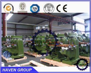 X6323 Universal Turret Milling Machine pictures & photos