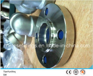 Inconel 625 N06625 2.4856 Nickel Alloy Steel Flange pictures & photos