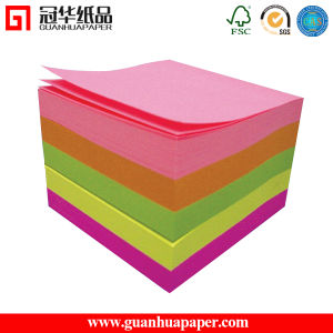 High Quality Colorful Regular Custom Sticky Notes/Memo Pad pictures & photos