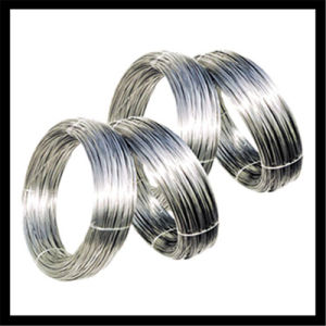 Bright Surface Stainless Steel Wire in Coil pictures & photos