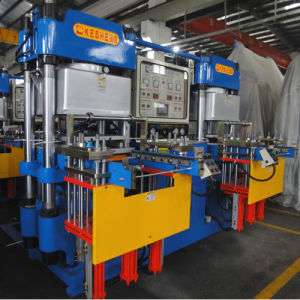 Hot Press Machine, with Double Pump and 3 Layer Open Mould Style pictures & photos