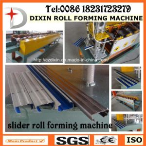 Dx Metal Slider Channel Roll Forming Machine pictures & photos