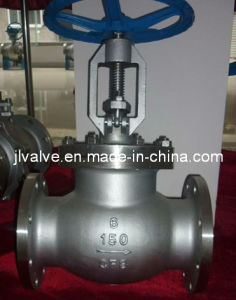 ASTM Industry Wcb Flanged Globe Valve pictures & photos
