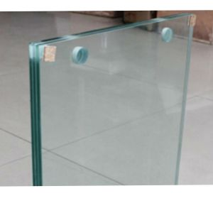 8mm 10mm Super Clear Flat Polised Clear Tempered Glass pictures & photos