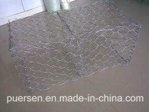 Gabion Box Factory Supply 2m*1m *1m*Heavy Hexagonal Wire Nettings pictures & photos