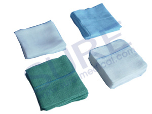 High Quality Safety Disposable Gauze Swab for Single Use for Medical pictures & photos
