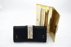 Lady Fashion PU Wallet/Purse/Bag (JYW-24013) pictures & photos