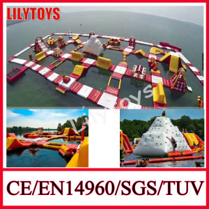 The Biggest Inflatable Water Park for Lake, Giant Inflatable Water Park SGS, CE, En15649 pictures & photos