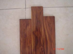 Black Walnut 3-Layer Engineered Wood Flooring pictures & photos