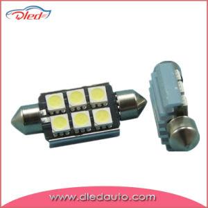 C5w 5050 Festoon 6SMD Canbus LED Bulb