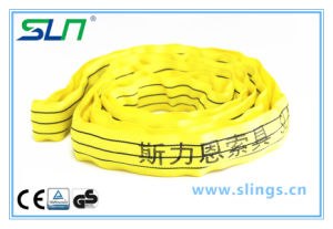 Polyester Endless Round Sling Safety Factor 6: 1 pictures & photos