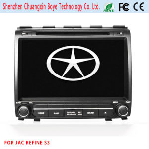 Car DVD MP4 Player for JAC Refine S3 pictures & photos