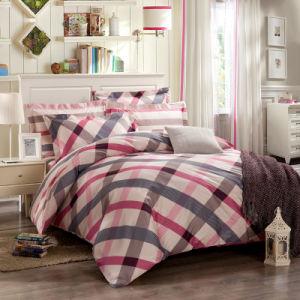 2017 Bedding Cotton Set Simple Fresh Stripe pictures & photos