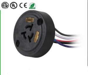 Te 2213362-4 Dimming Receptacle 5 Pin Socket pictures & photos
