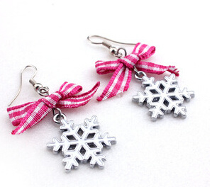 Christmas Jewelry/Christmas Earring/Christmas Snow (XER13378) pictures & photos