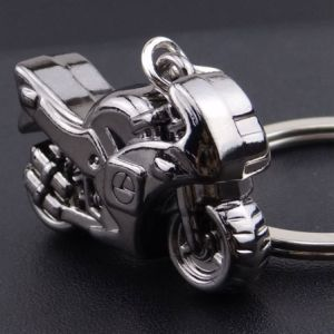 Hot Sale Promotion Gift 3D Motorcycle Keychain pictures & photos