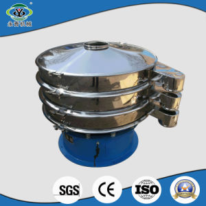 High Frequency Rotary Powder Vibrating Sieve Equipment pictures & photos
