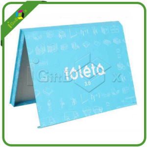 Custom Rectangle Small Packaging Paper Cardboard Gift Boxes with Foam Insert pictures & photos