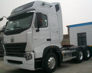 420HP HOWO A7 Tractor Truck 6X4 Low Price pictures & photos