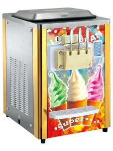 China Counter Top Ice Cream Machine (BQ316) - China Ice Cream Machine ...