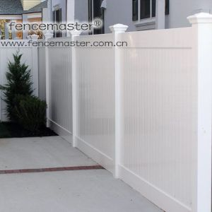 Privacy Fence with Superior Strength and Durability pictures & photos