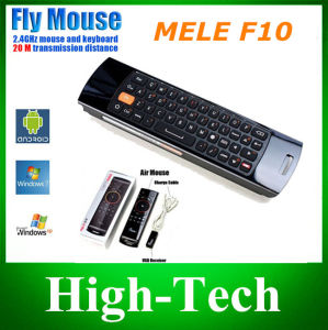 2014 Air Fly Mouse Keyboard 2.4G Wireless Air/Fly Mouse Android Google TV Box Air Fly Mouse