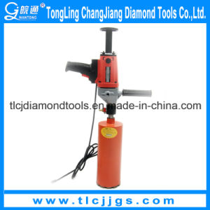 Hand Held Portable Diamond Core Drill Machine pictures & photos