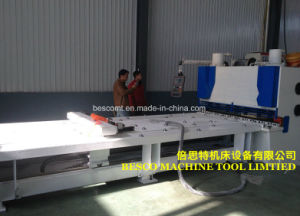 QC12y-4/4000 Hydraulic Swing Beam Shear, Hydraulic Shearing Machine pictures & photos