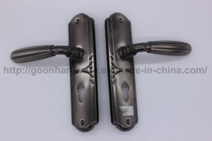 Aluminum Handle on Iron Plate 097 pictures & photos
