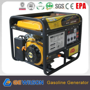 Powertec 4-Stroke 8kw Digital Gasoline Generator pictures & photos