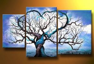 Combination Collages Oil Painting for Wall Decoration pictures & photos