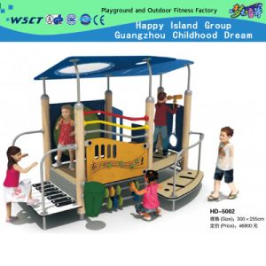 Music Series Small Size Outdoor Playground Amusement Park Equipment (HD-5002) pictures & photos