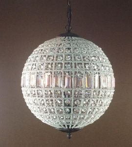 Classic Round Crystal Graupel Chandelier (WHG-713) pictures & photos