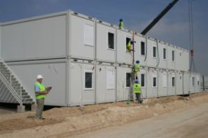 Shipping Container Office pictures & photos