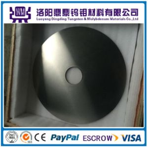 Factory Price 99.95% Pure Cold Rolled Molybdenum Sheet/Mo Plate for Sapphire Crystal Growth pictures & photos