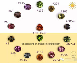 Color Change Nano Sital Gemstones pictures & photos