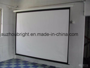 200 Inch Electric Projector Screen Projection Screen