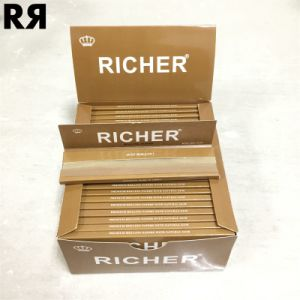 Premium Custom Cigarette Rolling Papers Fsc. SGS Certificate Hot Sale pictures & photos