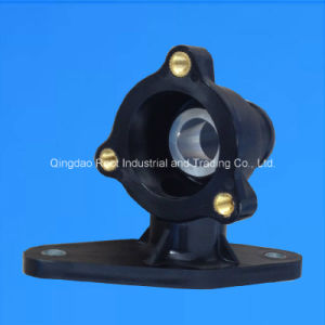 Plastic Injection Parts for Monitor Base pictures & photos