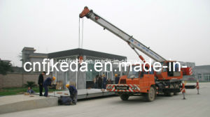Engineers Install Truck Scale (60Ton, 3X18m) pictures & photos