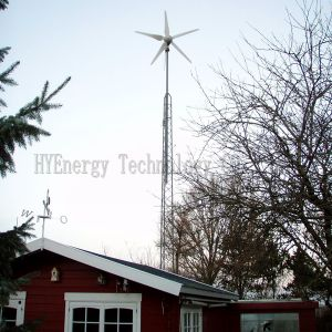 Hye 1.5kw Small Wind Generator for Roof Installed System on-Grid System