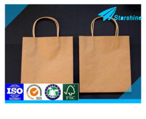 Kraft Paper Bags for Household pictures & photos